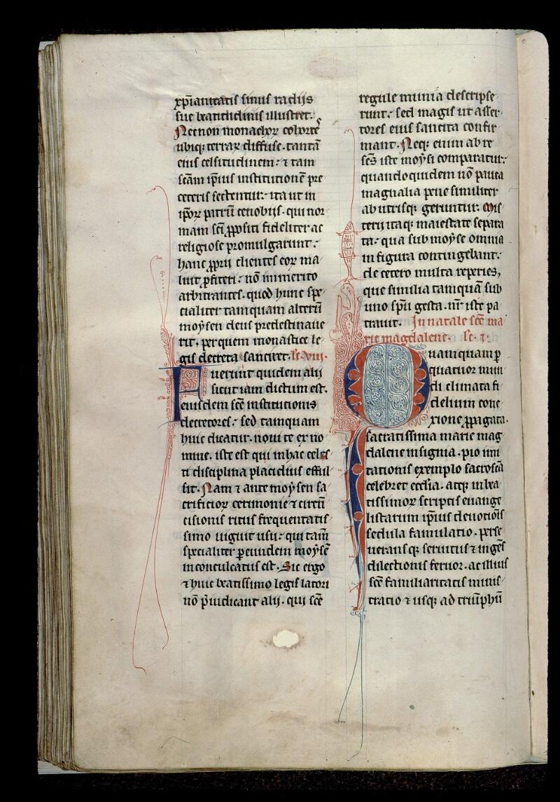 Angers, Bibl. mun., ms. 0123, f. 126v