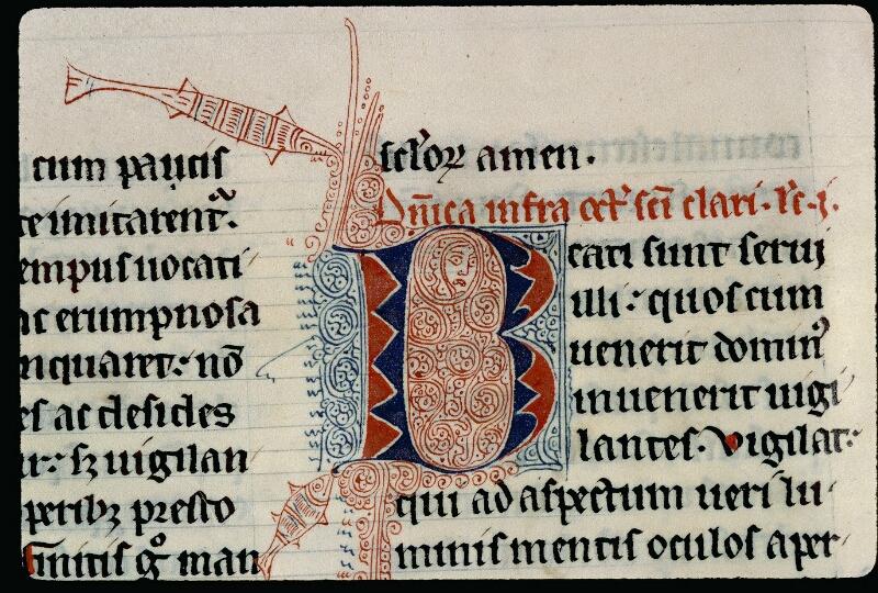 Angers, Bibl. mun., ms. 0123, f. 202v - vue 2