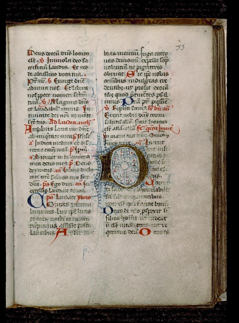 Angers, Bibl. mun., ms. 0125, f. 033