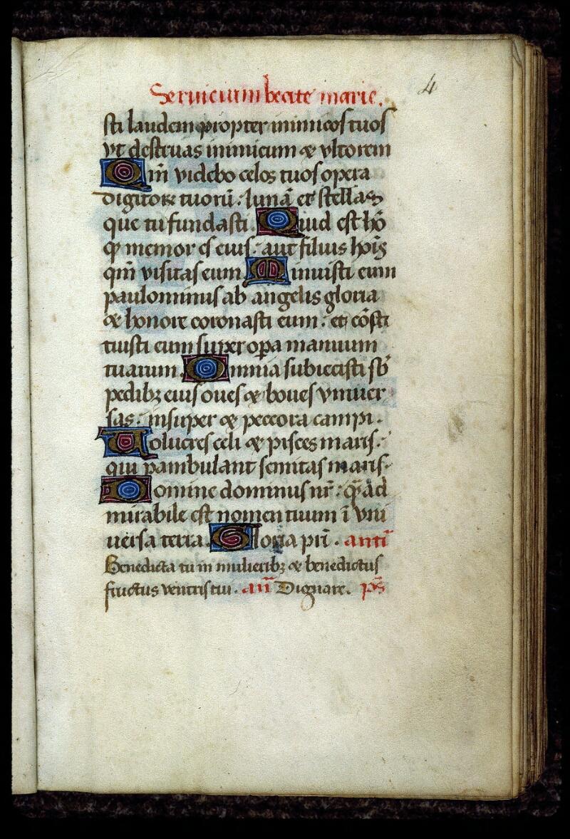 Angers, Bibl. mun., ms. 0130, f. 004 - vue 2