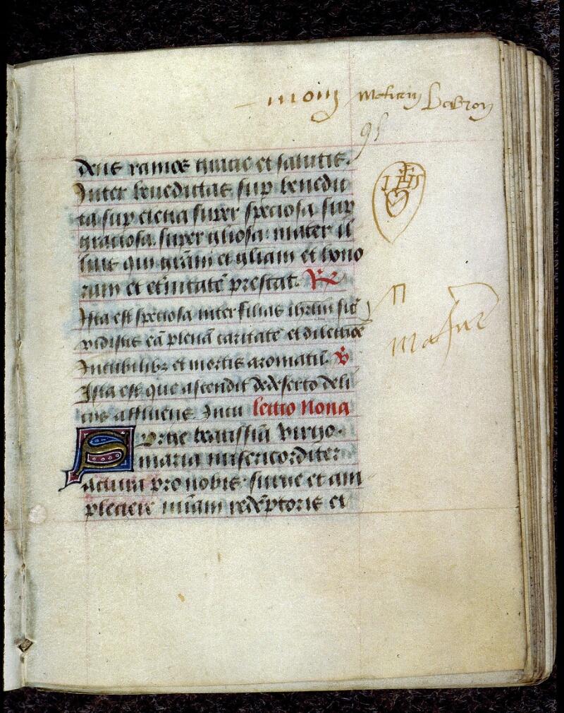 Angers, Bibl. mun., ms. 0132, f. 095
