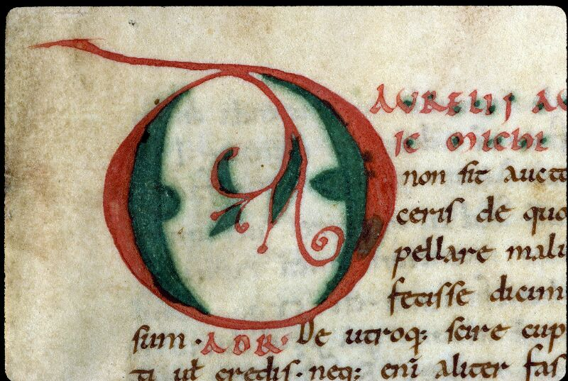 Angers, Bibl. mun., ms. 0159, f. 004 - vue 3