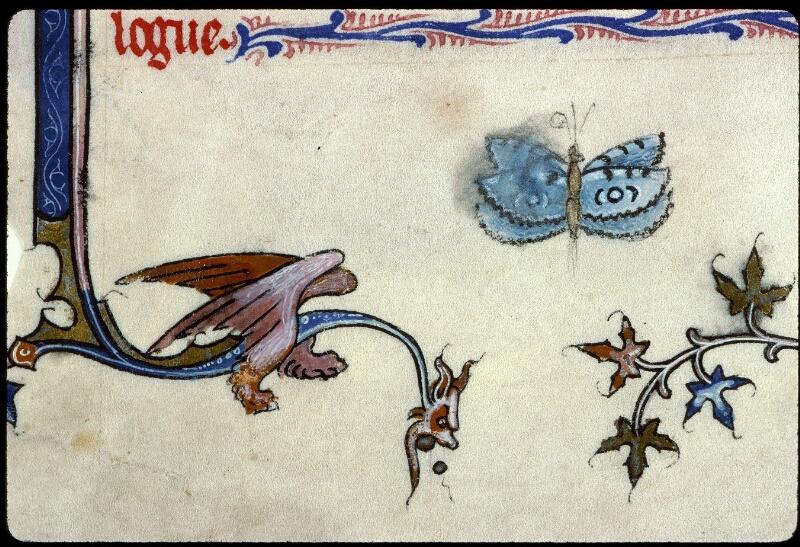 Angers, Bibl. mun., ms. 0162, f. 003v - vue 2