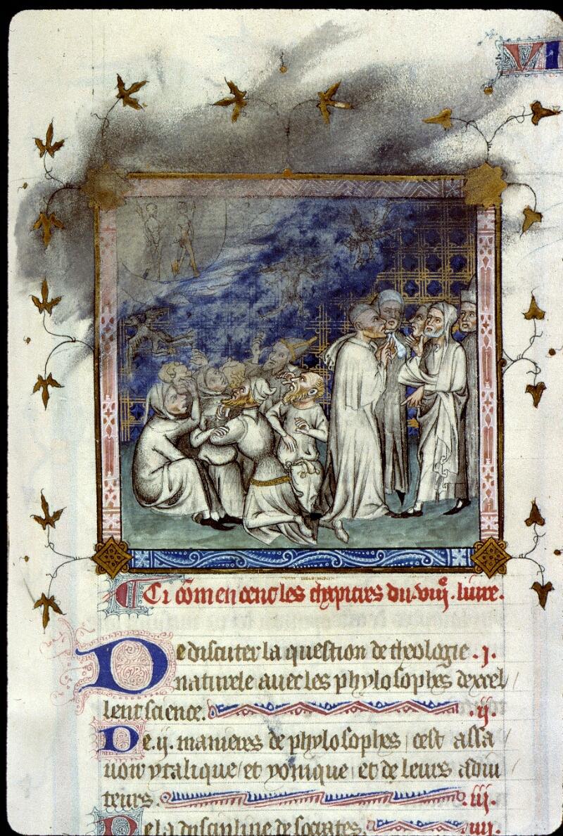 Angers, Bibl. mun., ms. 0162, f. 220 - vue 2