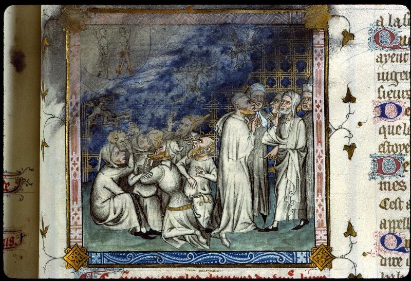 Angers, Bibl. mun., ms. 0162, f. 220 - vue 3