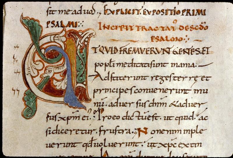 Angers, Bibl. mun., ms. 0169, f. 001 - vue 3