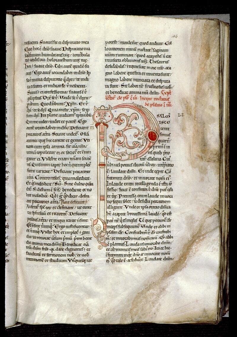Angers, Bibl. mun., ms. 0172, f. 044 - vue 1