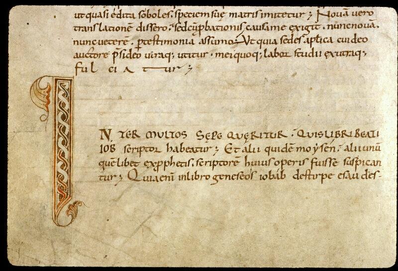 Angers, Bibl. mun., ms. 0183, f. 004v - vue 2