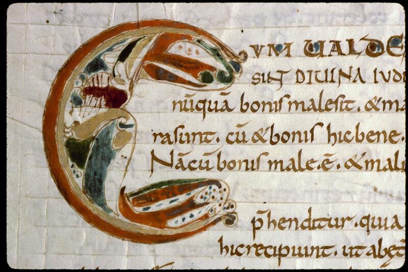 Angers, Bibl. mun., ms. 0183, f. 099 - vue 2