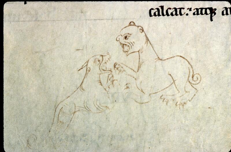 Angers, Bibl. mun., ms. 0184, f. 064 - vue 2