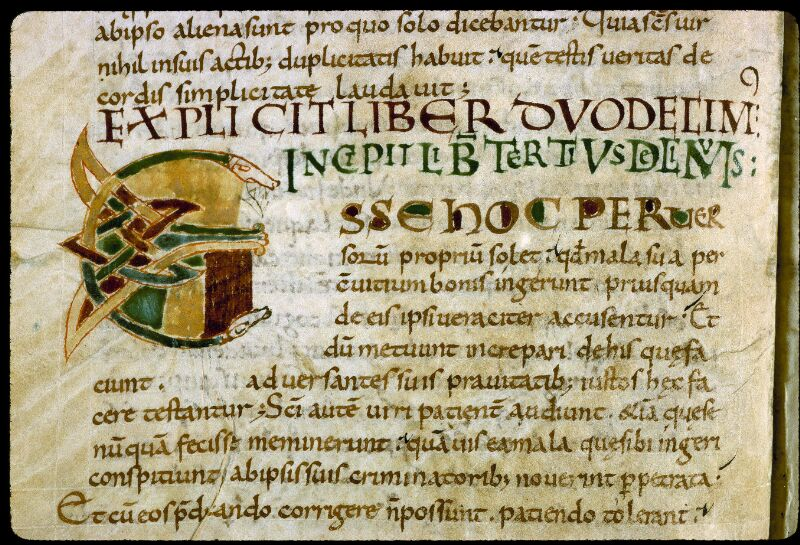 Angers, Bibl. mun., ms. 0185, f. 040v - vue 2