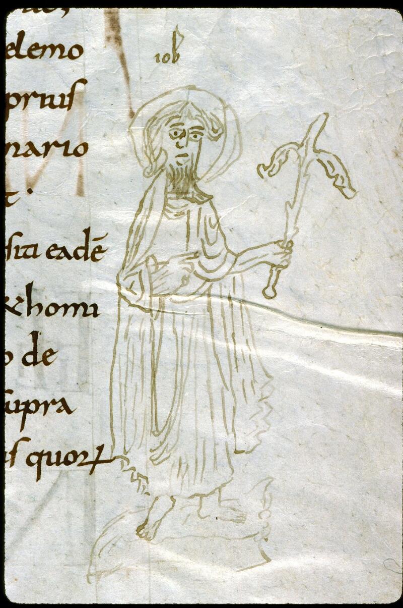 Angers, Bibl. mun., ms. 0187, f. 001
