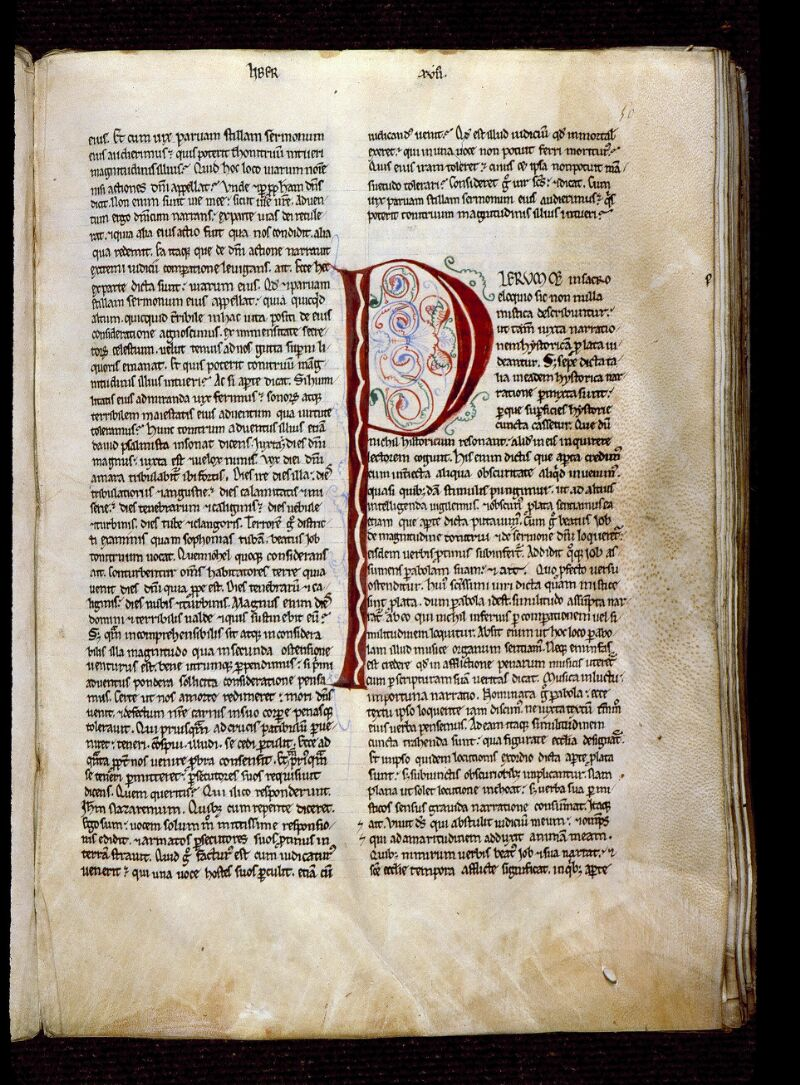 Angers, Bibl. mun., ms. 0188, f. 050 - vue 1