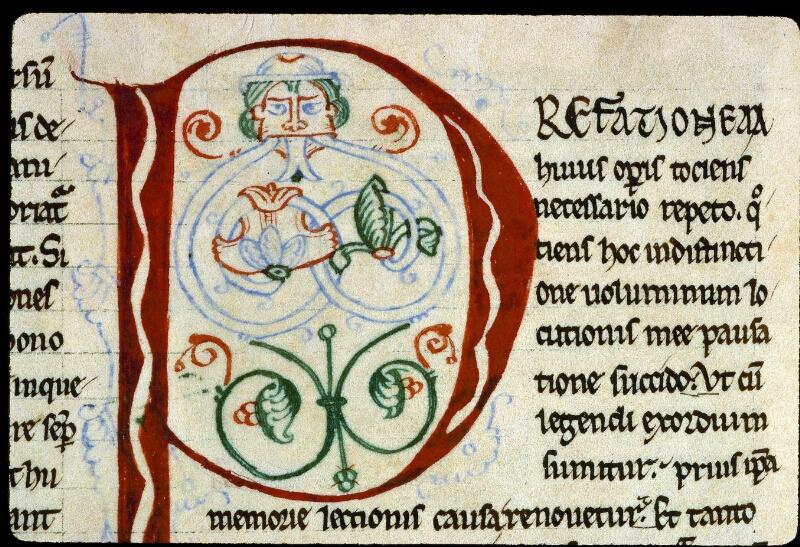 Angers, Bibl. mun., ms. 0188, f. 100v - vue 3