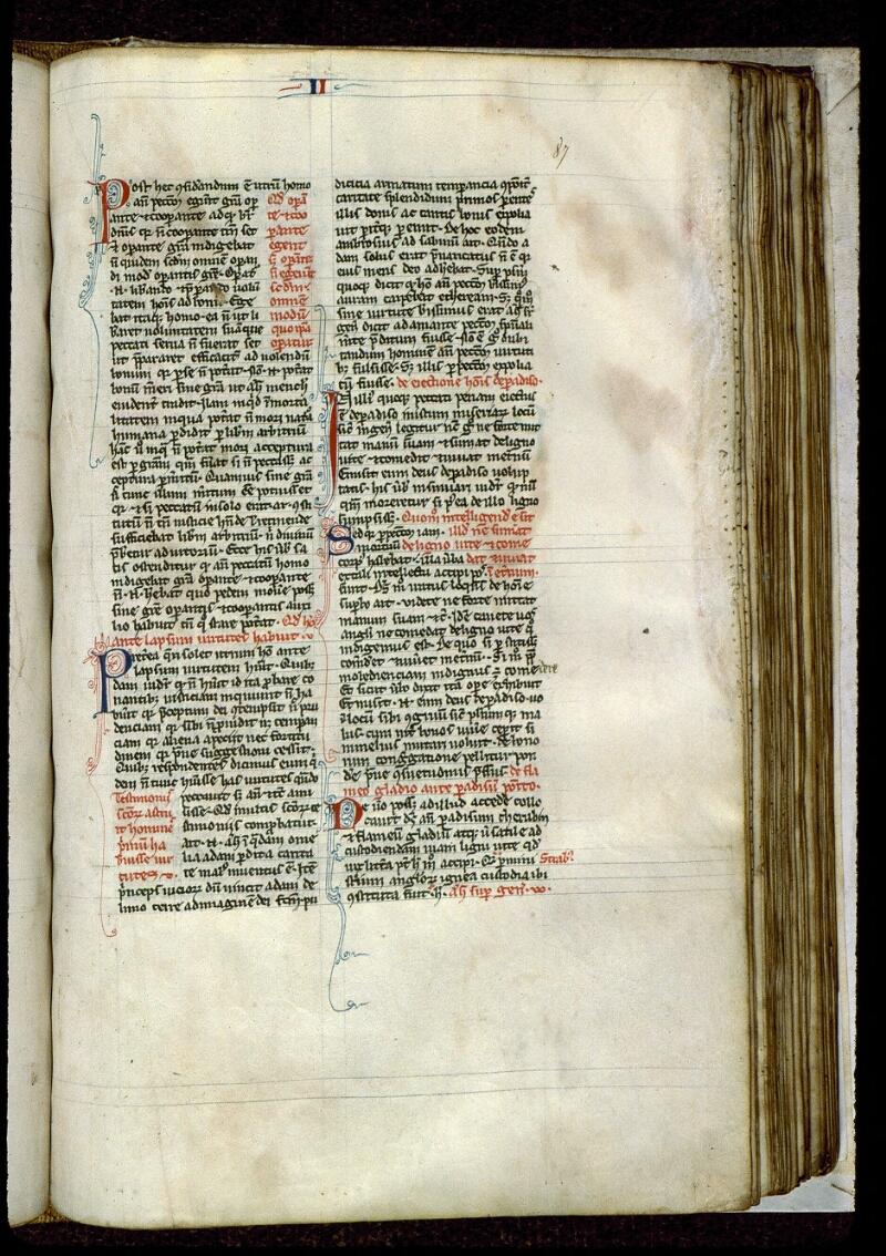 Angers, Bibl. mun., ms. 0197, f. 087