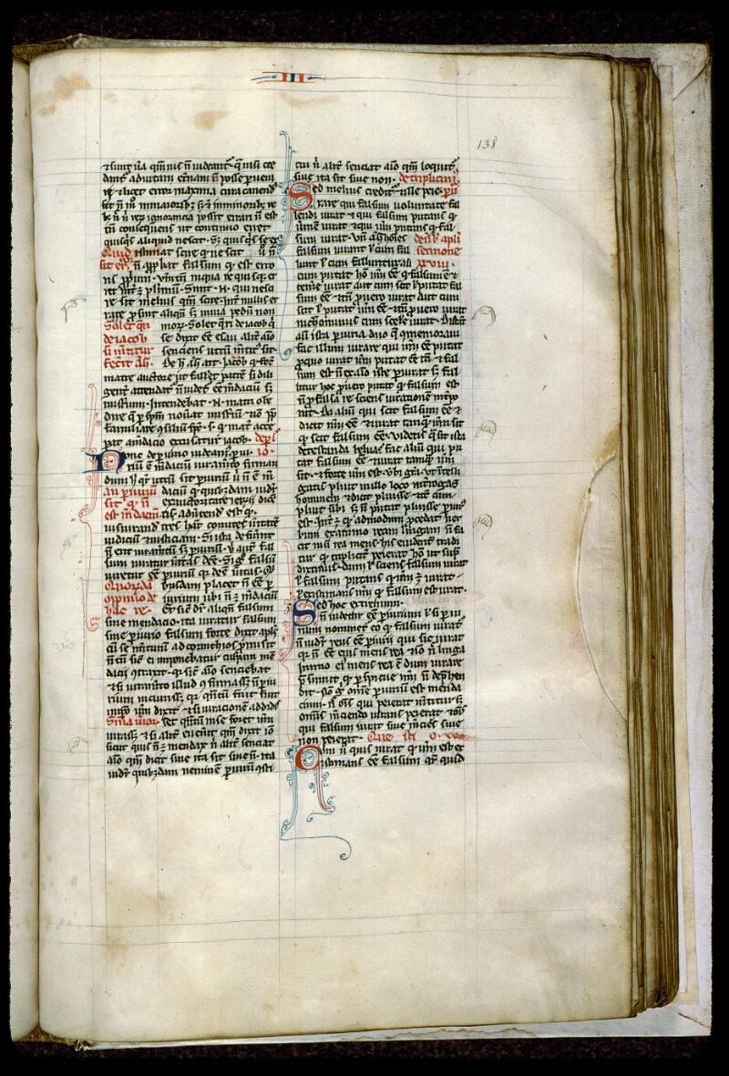 Angers, Bibl. mun., ms. 0197, f. 138