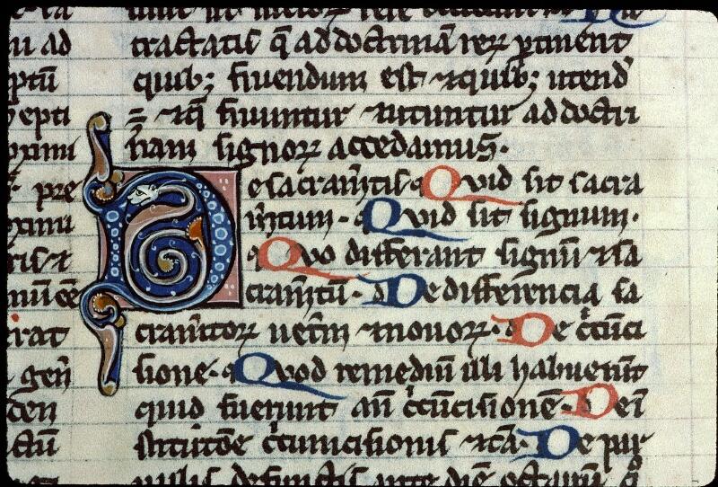 Angers, Bibl. mun., ms. 0197, f. 139v - vue 2