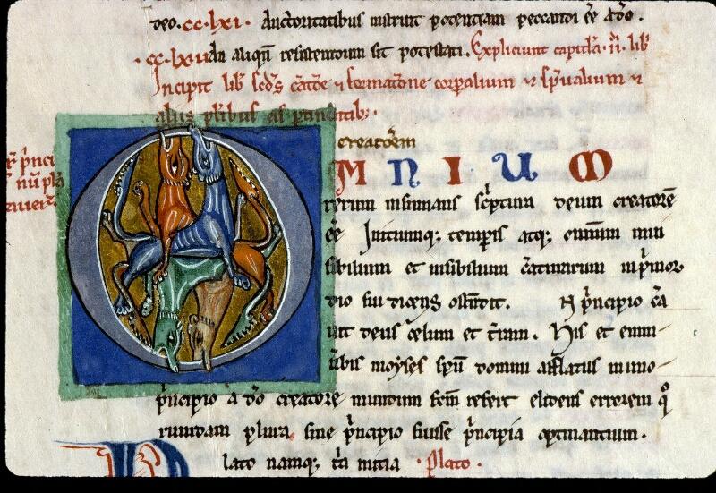 Angers, Bibl. mun., ms. 0199, f. 041v - vue 2