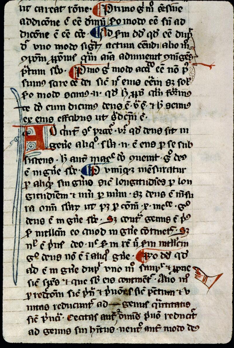 Angers, Bibl. mun., ms. 0214, f. 007 - vue 2