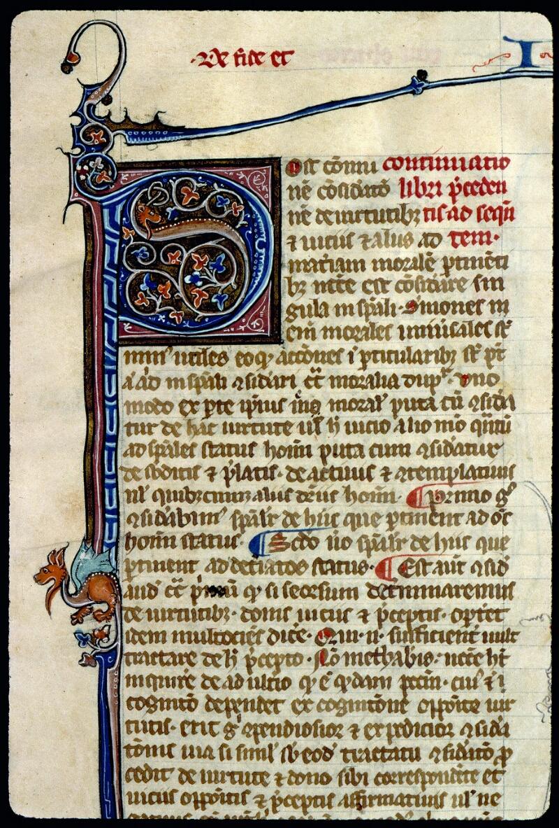 Angers, Bibl. mun., ms. 0216, f. 016 - vue 3