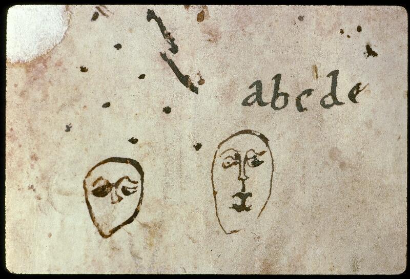 Angers, Bibl. mun., ms. 0234, contre-plat sup.