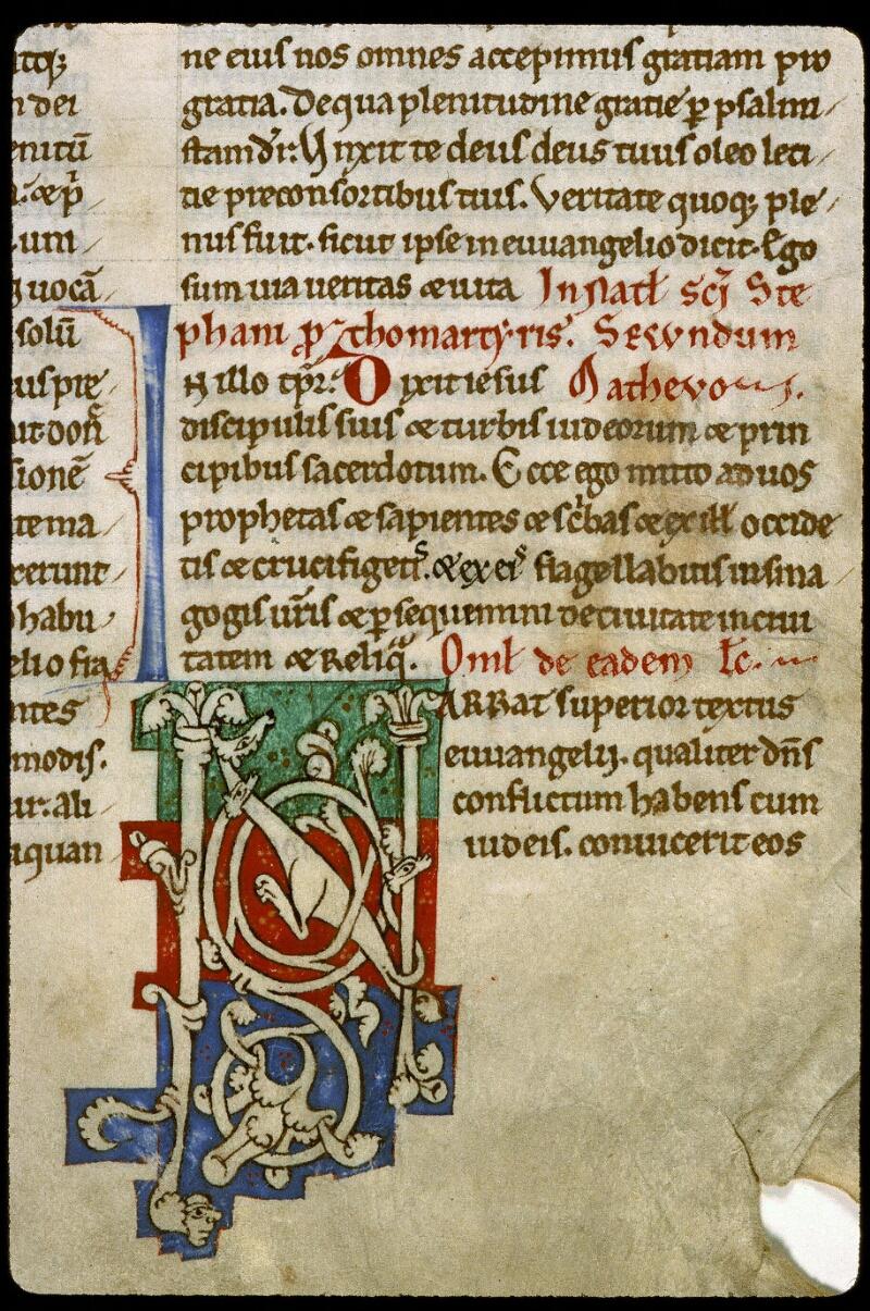 Angers, Bibl. mun., ms. 0243, f. 009