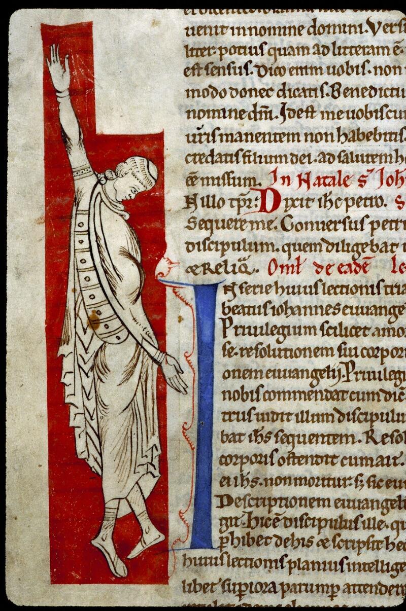 Angers, Bibl. mun., ms. 0243, f. 011v - vue 2