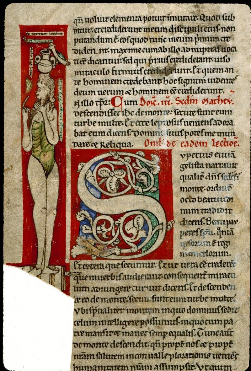 Angers, Bibl. mun., ms. 0243, f. 033v - vue 1