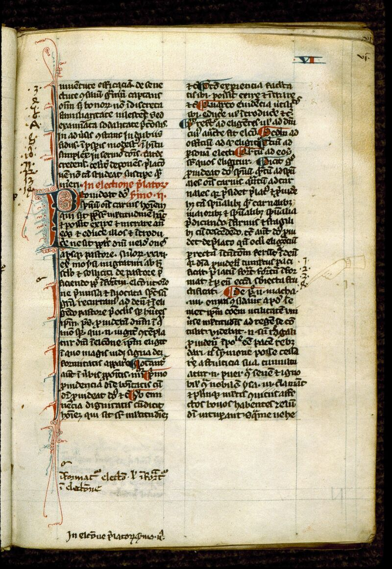 Angers, Bibl. mun., ms. 0250, f. 006