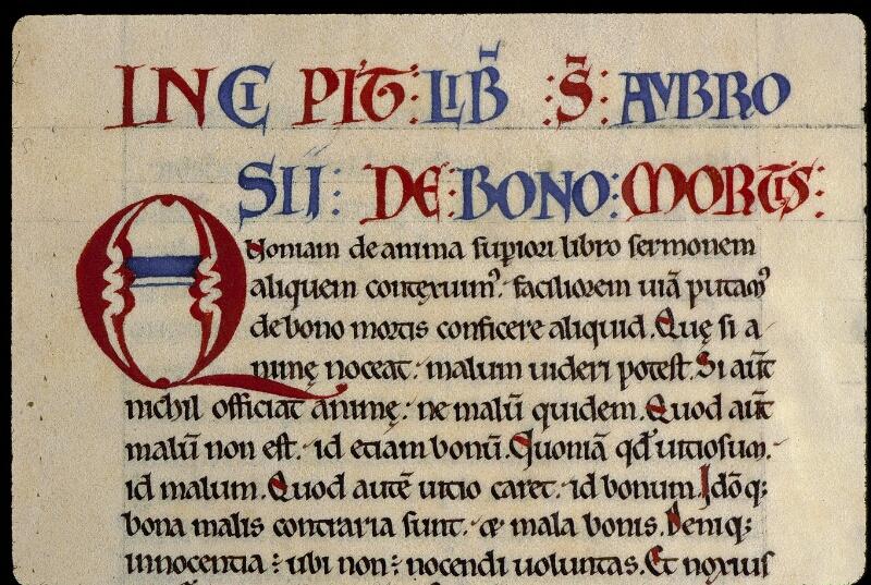 Angers, Bibl. mun., ms. 0306, f. 209