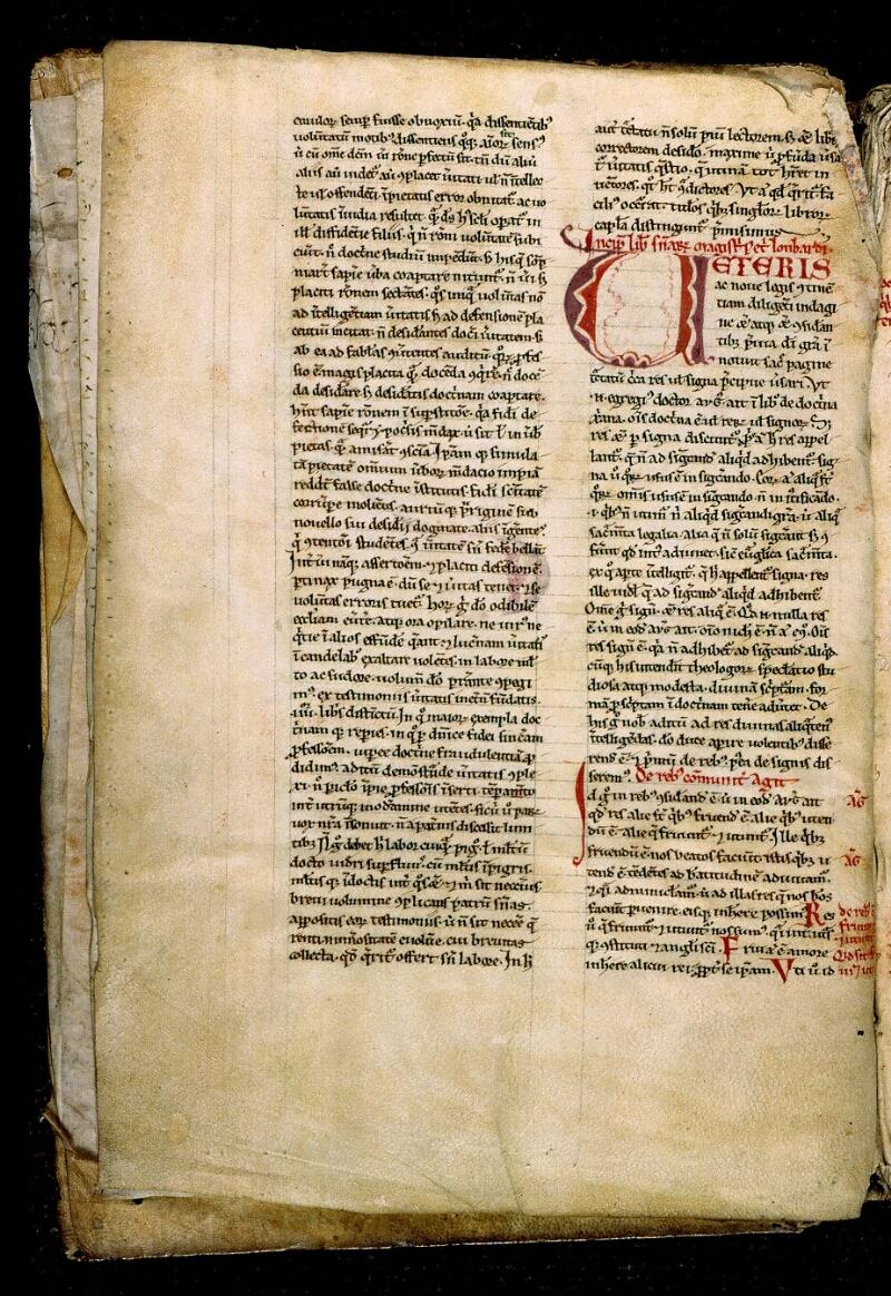 Angers, Bibl. mun., ms. 0310, f. 002v - vue 2