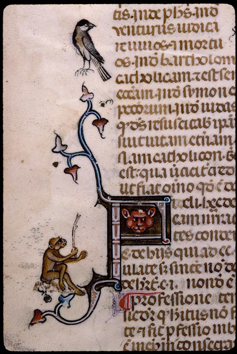 Angers, Bibl. mun., ms. 0385, f. 002v - vue 3
