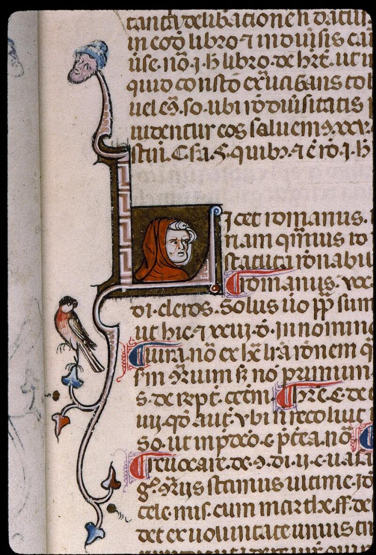 Angers, Bibl. mun., ms. 0385, f. 003 - vue 3