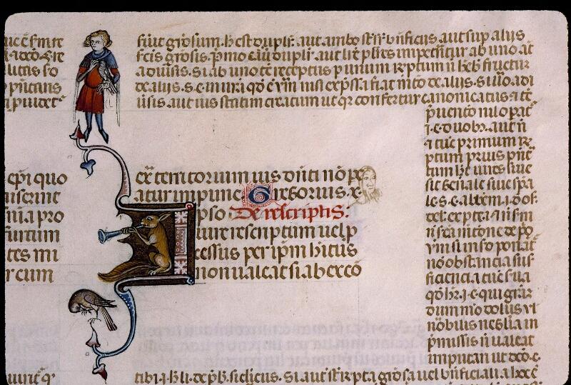 Angers, Bibl. mun., ms. 0385, f. 004 - vue 2