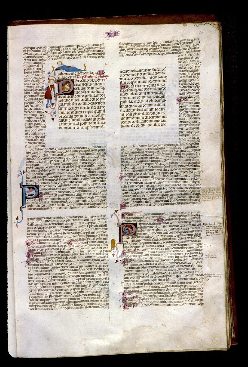 Angers, Bibl. mun., ms. 0385, f. 014