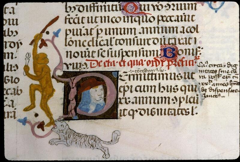 Angers, Bibl. mun., ms. 0385, f. 056 - vue 2