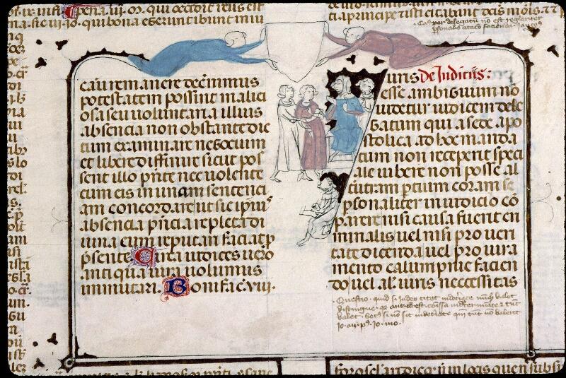 Angers, Bibl. mun., ms. 0385, f. 074 - vue 2