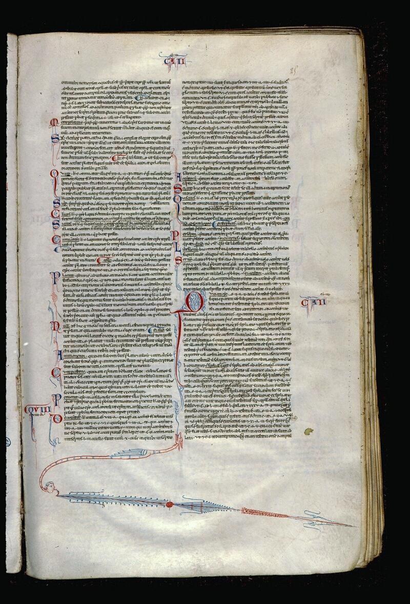 Angers, Bibl. mun., ms. 0394, f. 025
