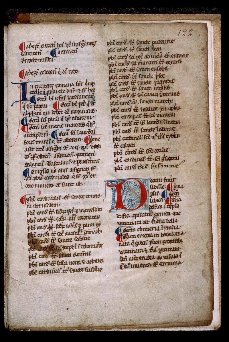 Angers, Bibl. mun., ms. 0668, f. 122
