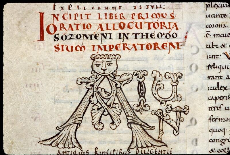 Angers, Bibl. mun., ms. 0676, f. 001v