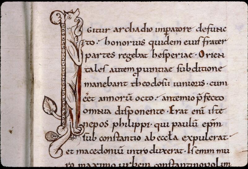 Angers, Bibl. mun., ms. 0676, f. 172