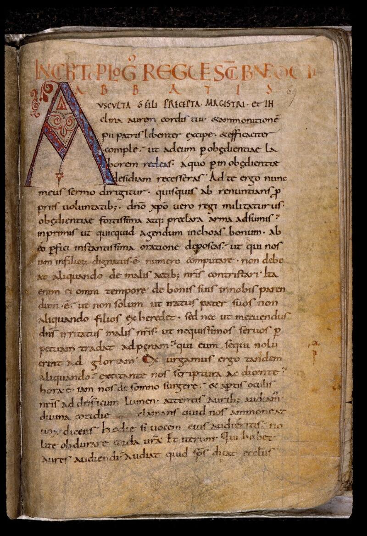Angers, Bibl. mun., ms. 0798, f. 069 - vue 1