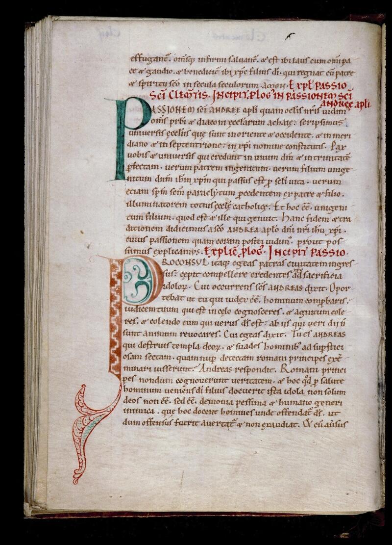 Angers, Bibl. mun., ms. 0805, f. 153v