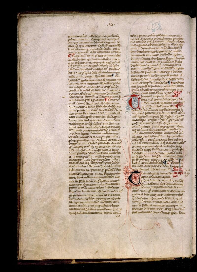 Angers, Bibl. mun., ms. 0808, f. 009v