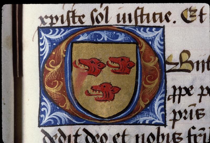 Angers, Bibl. mun., ms. 0855, f. 020 - vue 2