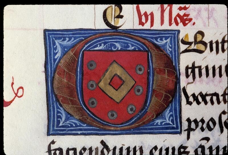 Angers, Bibl. mun., ms. 0855, f. 027v - vue 2