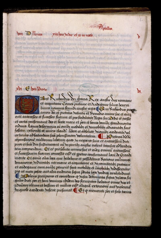 Angers, Bibl. mun., ms. 0855, f. 040 - vue 1