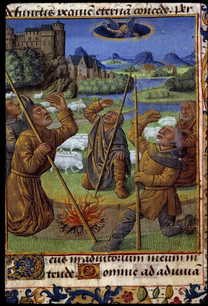 Angers, Bibl. mun., ms. 2048, f. 036 - vue 2