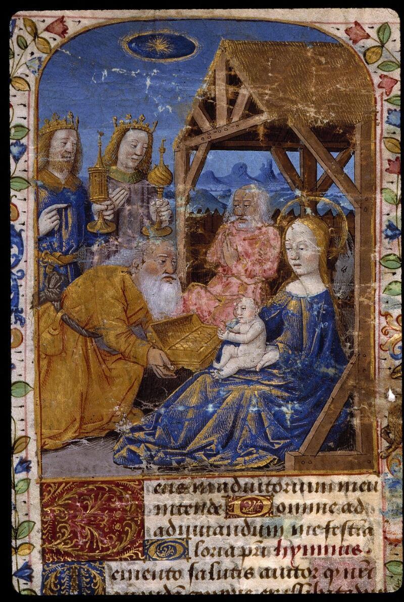 Angers, Bibl. mun., ms. 2048, f. 038 - vue 2