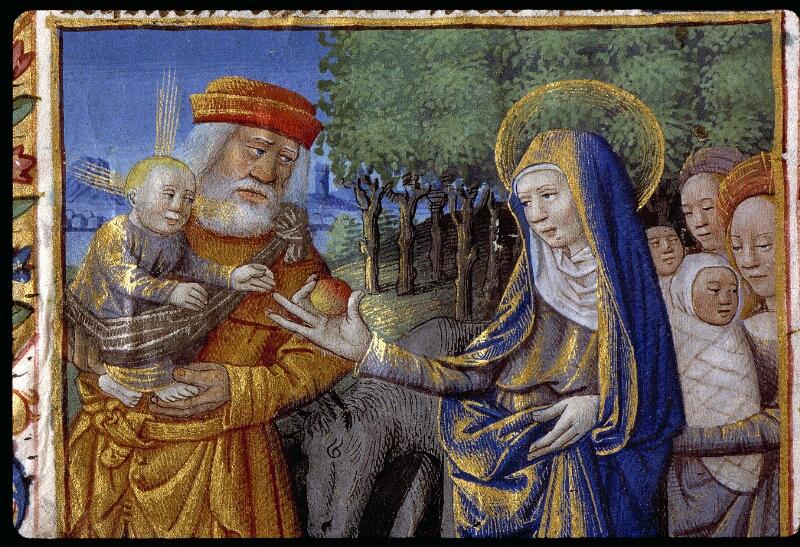 Angers, Bibl. mun., ms. 2048, f. 041 - vue 3